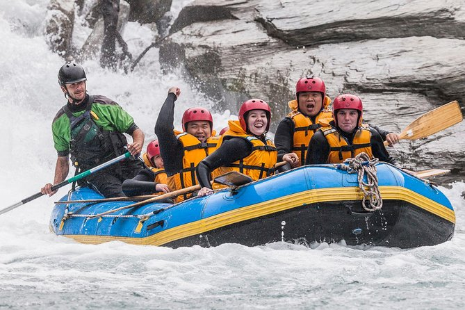 Shotover River Rafting Trip from Queenstown photo 7