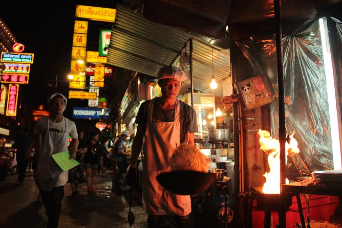 Dining Experience in Bangkok's Chinatown