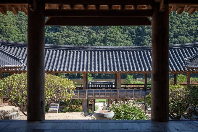 KOREA ANDONG_UNESCO World Heritage Tour