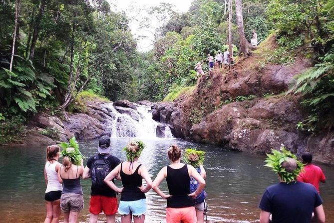 Suva Shore Excursion: Jet Boat thrill, Waterfall Trek, Culture & Lunch photo 21