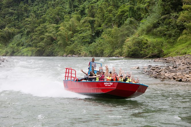 Suva Shore Excursion: Jet Boat thrill, Waterfall Trek, Culture & Lunch photo 25