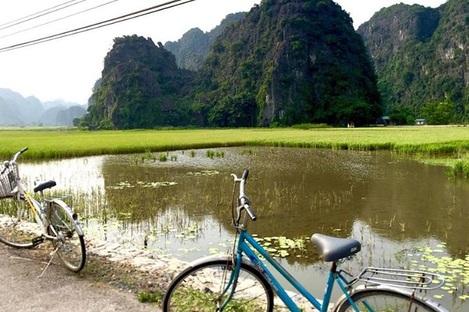 Hoa Lu Tam Coc Full-Day DELUXE Tour Including BUFFET LUNCH & River Boat Ride photo 16