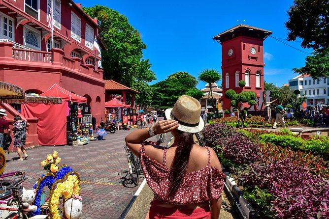Malacca History Tour (with transfers)