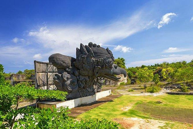 Garuda Wisnu Kencana Park Bali and Buffet Lunch Admission