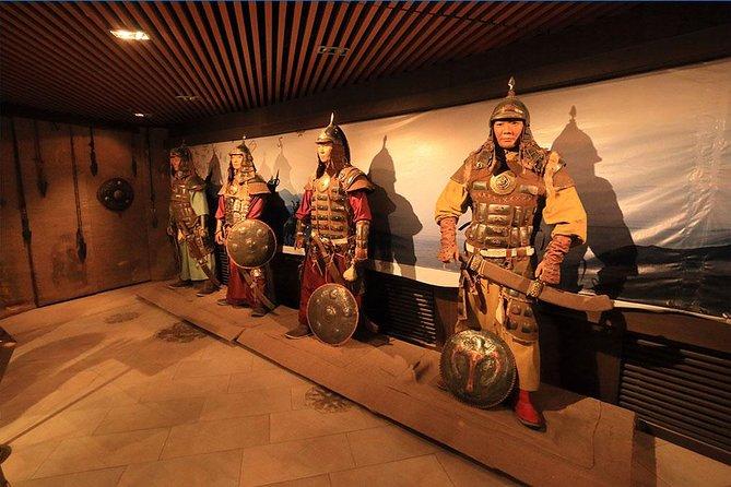 Terelj National Park and Chinggis Khaan Statue Tour