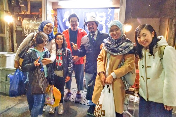 #1 Muslims Shibuya Tour with halal food and drinks photo 4