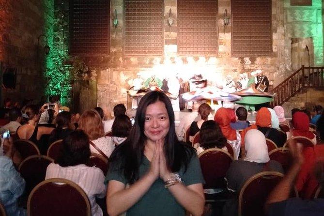 Sufi Tanoura show in Cairo