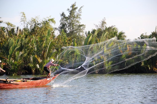 Hoian Tra Que Herb And Cam Thanh Fishing Village Experience