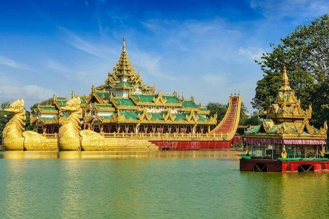 Yangon - 2 Days / 1 Night