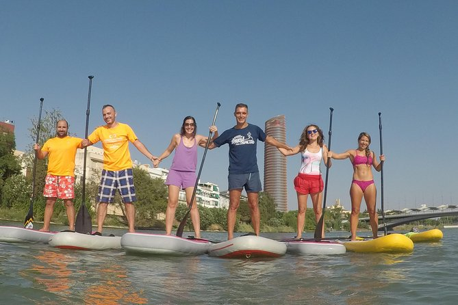 Paddle Surf Tour in Seville