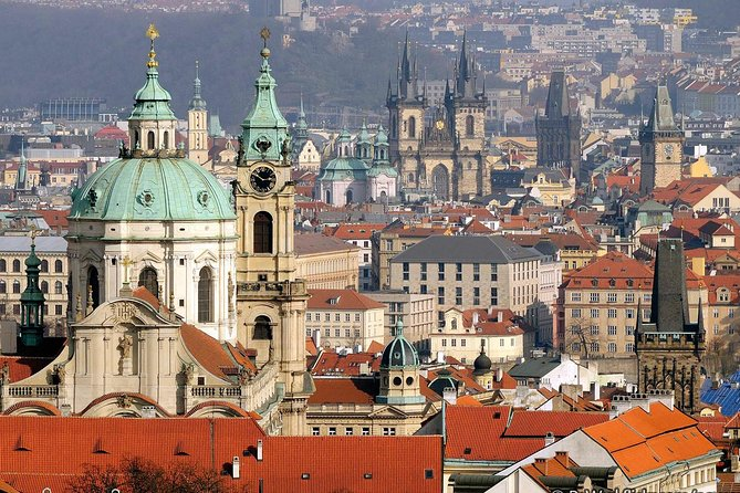 Prague in One Day by a Car - Excellent opportunity to see all the sights photo 1