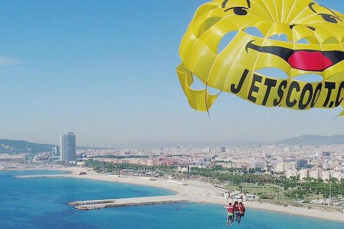 Parasailing Barcelona Experience