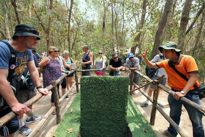 Cu Chi Tunnels and Mekong Delta Full Day Tour