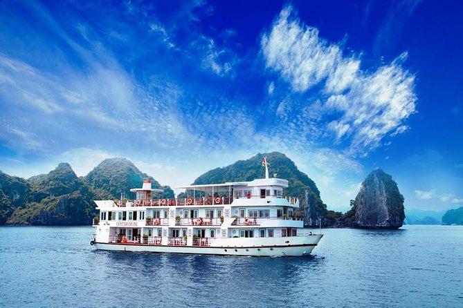 Halong Bay 2 days 1 night on Cristina Diamond Cruise