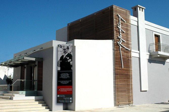 Skip the Line: Heraklion: Self-Guided Tour of Nikos Kazantzakis Museum