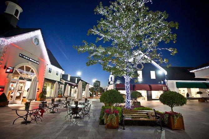 Kildare Village Shopping Trip from Belfast