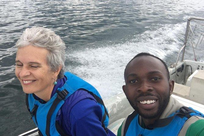 Boatcruise to Tchegera Island
