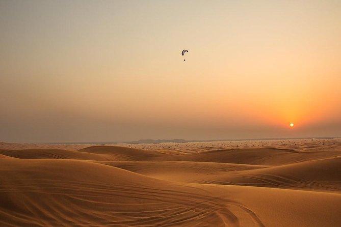 Sunset Dune Dinner Safari