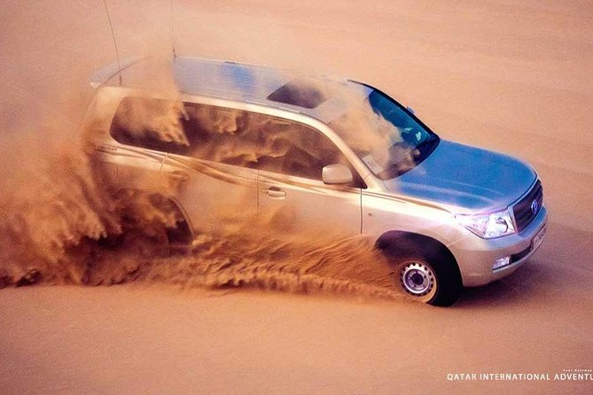 Full-Day Private Qatar Desert Safari from Doha