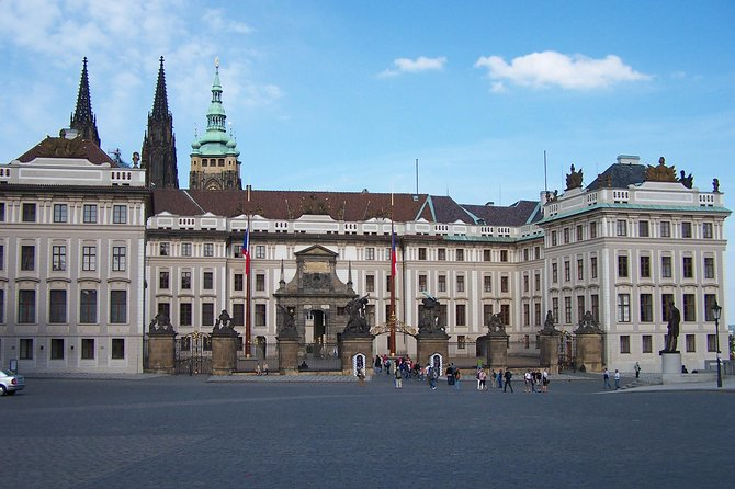 Prague in One Day by a Car - Excellent opportunity to see all the sights photo 12