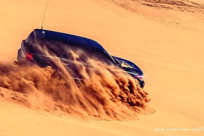 Private Half-Day Desert Safari from Doha