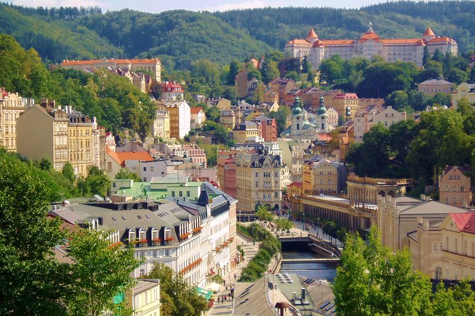 Karlovy Vary - The town of spas, mineral springs and relaxation photo 1