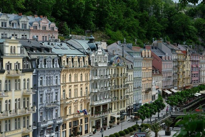 Karlovy Vary - The town of spas, mineral springs and relaxation photo 9