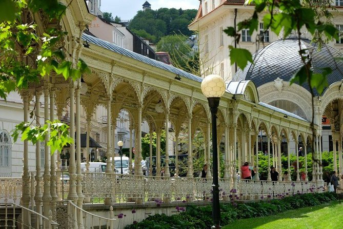 Karlovy Vary - The town of spas, mineral springs and relaxation photo 4