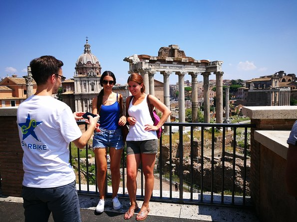 2 hours Walking Tour in Ancient Rome