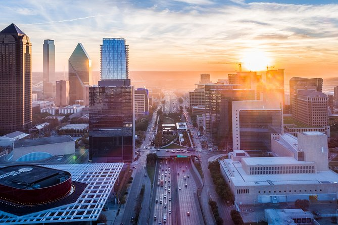 Best Of Dallas Tour Sightseeing Bus Tour (opt Reunion Tower Observation Deck)