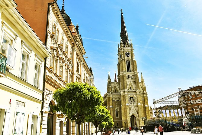 Belgrad & Novi Sad in two days from Skopje