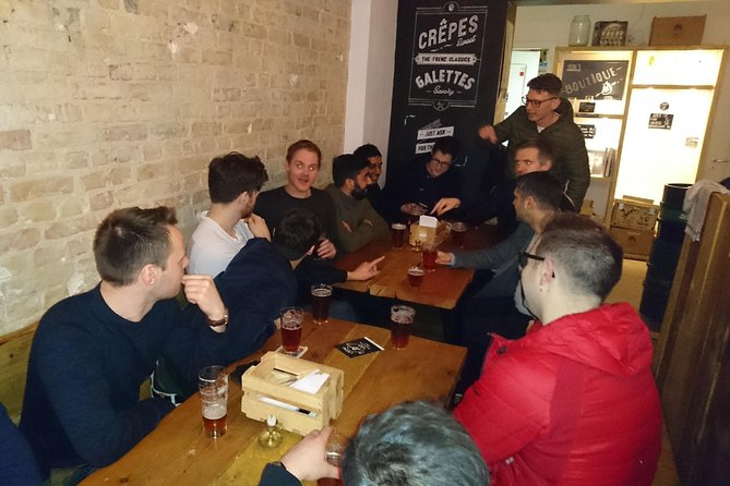 3.5-Hour Guided Original Craft Beer Tour in Berlin photo 3