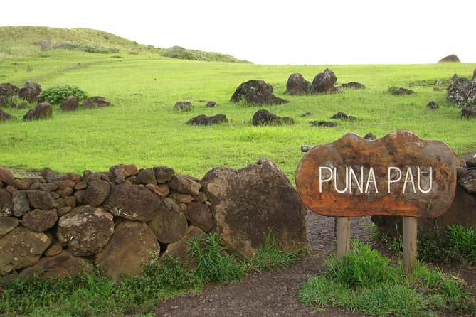Shore Excursion: Easter Island to Ahu Akivi, Ahu Vinapu and Puna Pau