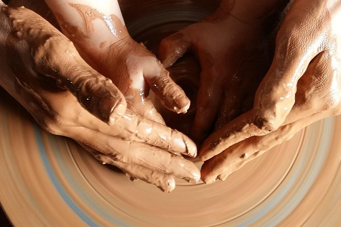 Workshop pottery and céramic