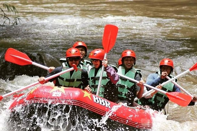 Best White Water Rafting in Bali