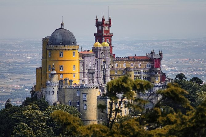 Private Sintra & Cascais Day Trip from Lisbon