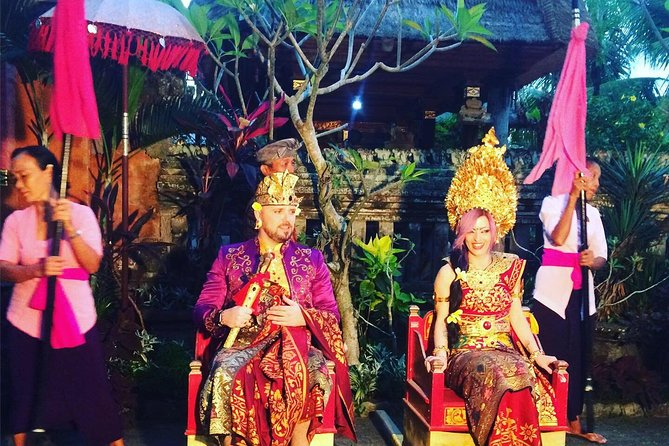 Balinese Private Wedding Ceremony photo 3