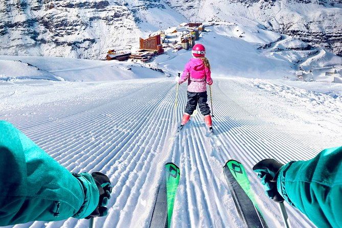 Valle Nevado Ski Resort + Ticket and Equipment