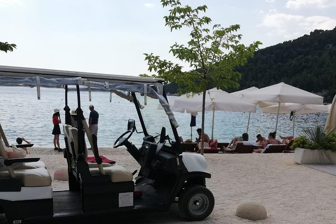 Marjan Swim Eco Car Tour Split