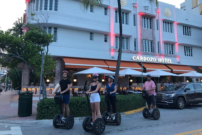 South Beach Panoramic Night Segway Tour