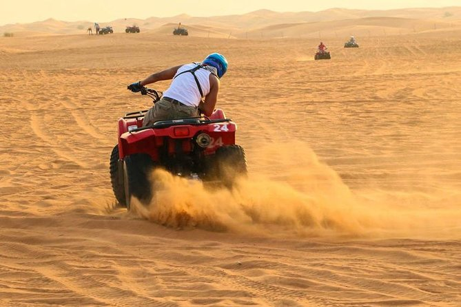 3 Hours Safari By Quad Bike- Makadi
