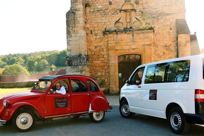 Perigourmet Gastronomic Tour - Daily in Minibus, minimum 4 - (4 to 8 persons)