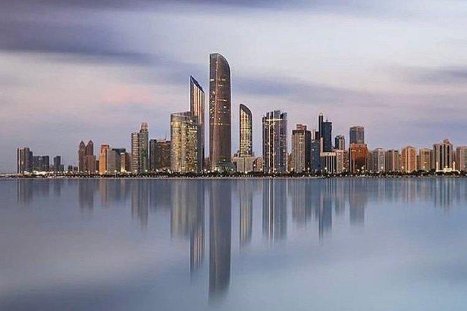 Abu Dhabi Cultural Tour with Falcon Hospital, Qasr Al Watan & Louvre Abu Dhabi !