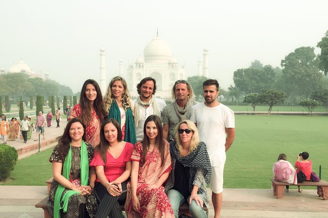 5 night and 6 days golden triangle with Taj mahal