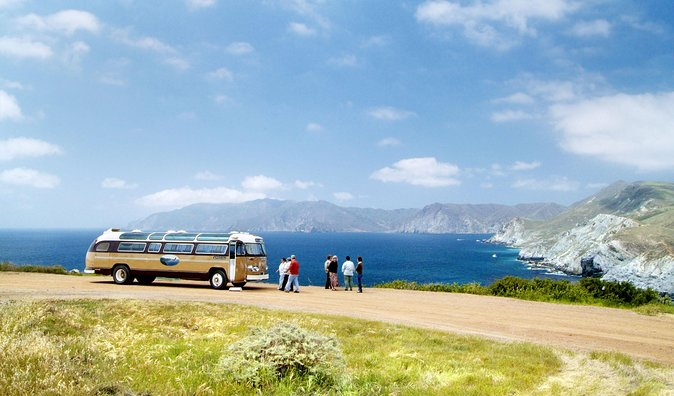 Catalina Island Day Trip from Los Angeles with Avalon Scenic Drive Tour