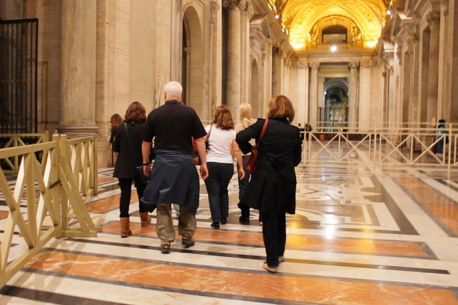 Private Vatican In Depth 5-Hour Tour - Skip The Line