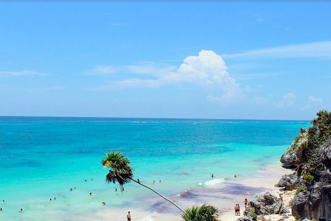 The Only Tulum Mayan Ruins tour