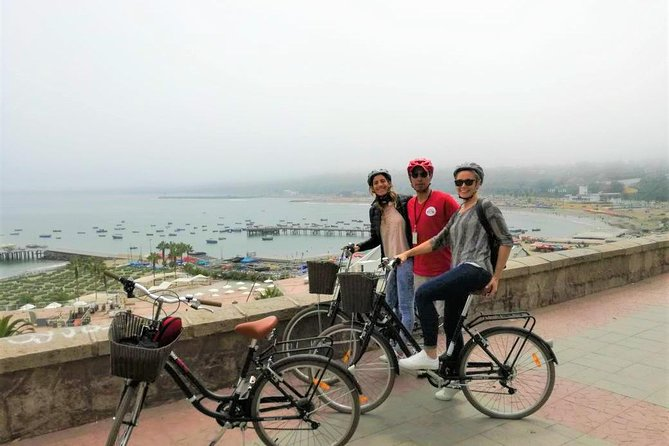 City Lima Bike Tour - San Isidro Route