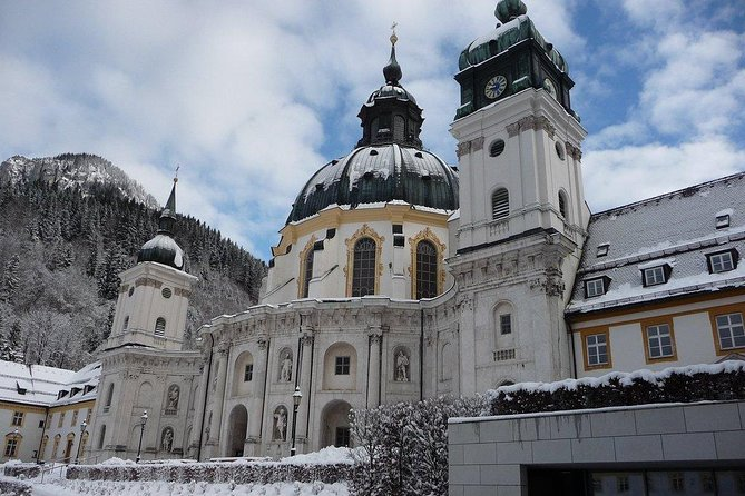King Ludwig Castle Tour And Transfer To Munich Airport From Garmisch-Partenkir