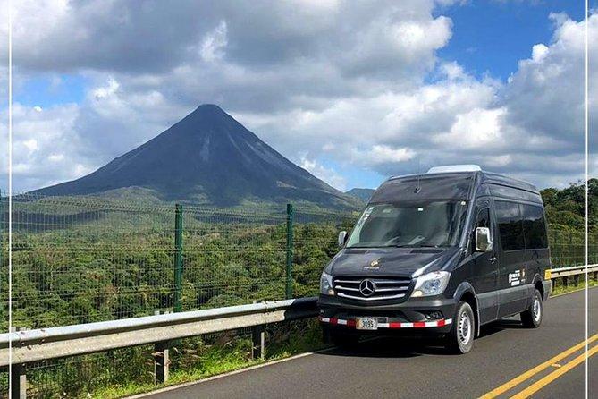 Shared Shuttle from Santa Teresa to Monteverde   AM